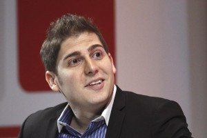 Facebook co-founder Saverin speaks at Wall Street Journal event in Singapore