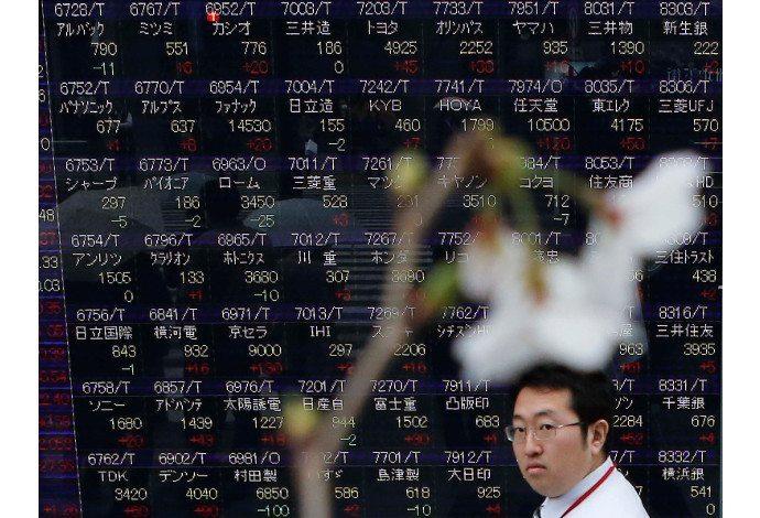 Bolsa de Tokio avanza a su máximo de semana y media