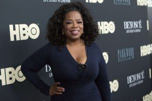 "Oprah Winfrey attends HBO's New York premiere of the documentary ""Beyonce - Life is But a Dream"" in New York"