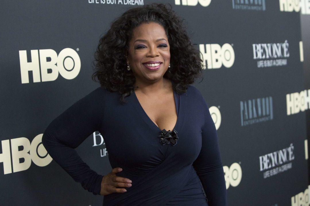 Éste es el discurso de Oprah Winfrey que condena el acoso sexual