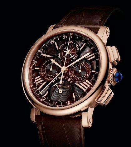 Amos del tiempo  los relojeros más influyentes • Forbes México 17cec2c476f