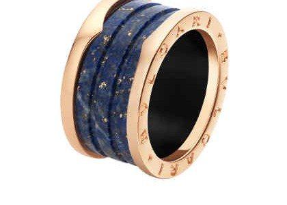El secreto en la elegancia de los anillos Bvlgari
