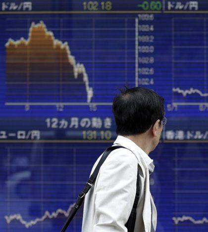 Bolsas en Asia cierran a la baja por Banco de Japón