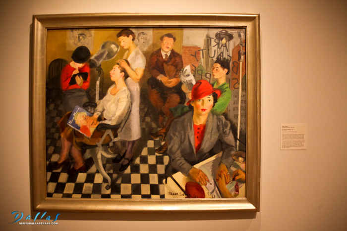 Dallas_Museum of Art_Isaac Soyer