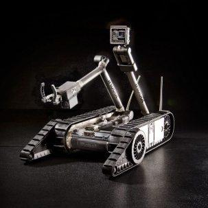 El PackBot.