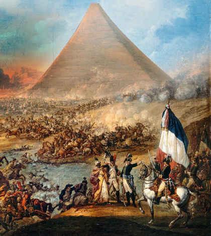 Egipto: la derrota más victoriosa de Napoleón