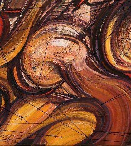 El arte millonario de Siqueiros