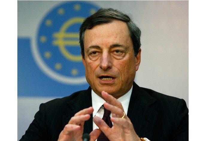 Mario Draghi, presidente del BCE. (Reuters)