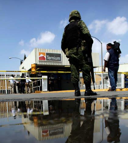 Ternium reporta sexta víctima por explosión en Nuevo León