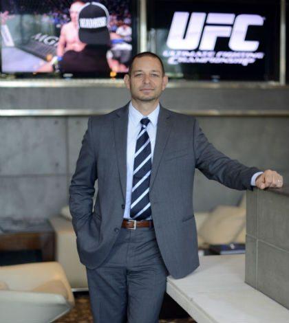UFC Network asesta golpe en México