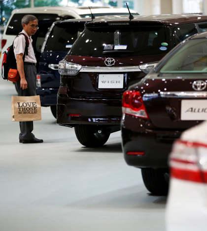 Toyota invertirá 500 mdd en Uber para trabajar en autos sin conductor