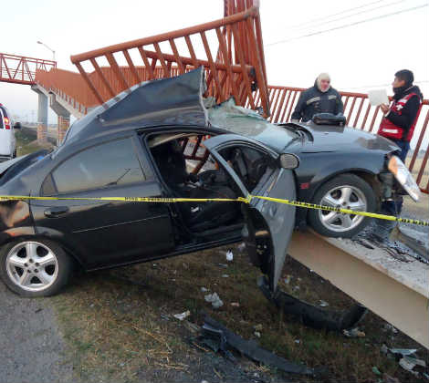 Seguridad en autos, clave para reducir muertes por accidentes