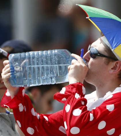 Yo sí bebo agua del grifo