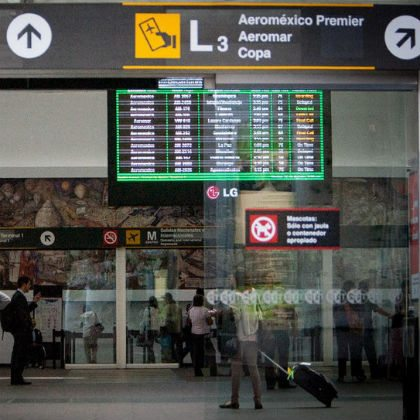 aeropuertos CDMX