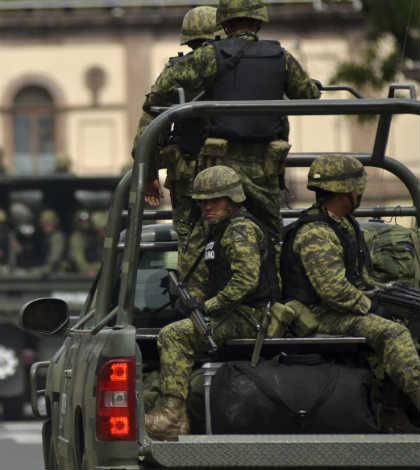 Respetar vida de todos, mística de las fuerzas armadas: AMLO