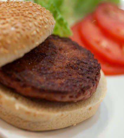 ¿A qué sabe la primera hamburguesa cultivada 'in vitro'?
