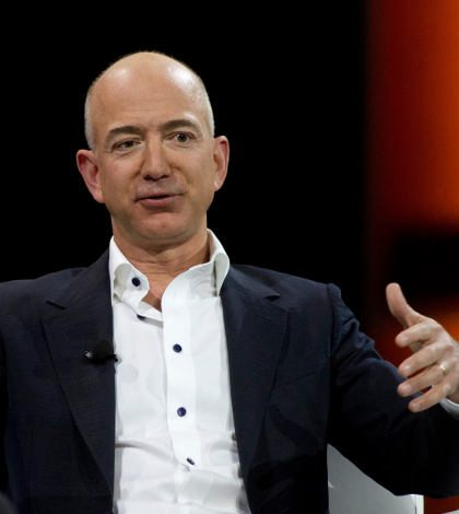 Fundador de Amazon compra al Washington Post