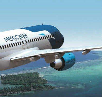 Foto: Mexicana de Aviación.