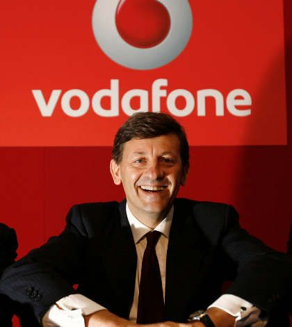 Vodafone muestra poco interés por activos de América Móvil