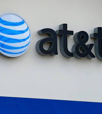 AT&T reporta ventas por 3,810 mdd en tercer trimestre