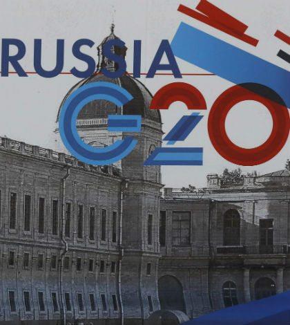 G20 acuerda reducción de gases efecto invernadero