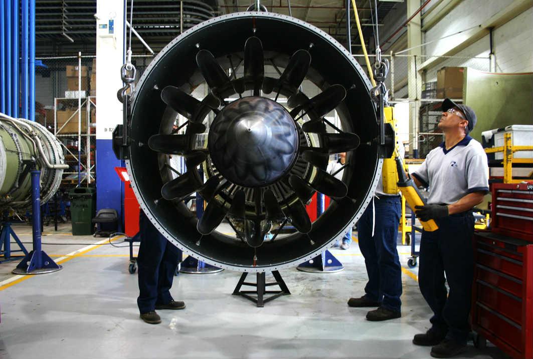 Exportaciones aeroespaciales llegaron a 8,600 mdd en 2018
