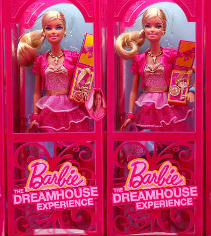 Ganancias de Mattel crecen 16% en tercer trimestre