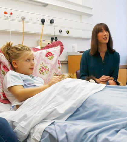 Los costos del cáncer infantil