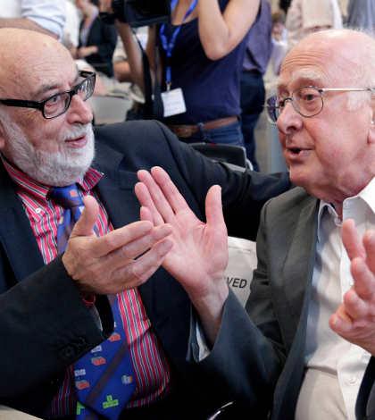 El 'bosón de Higgs' gana Premio Nobel de Física