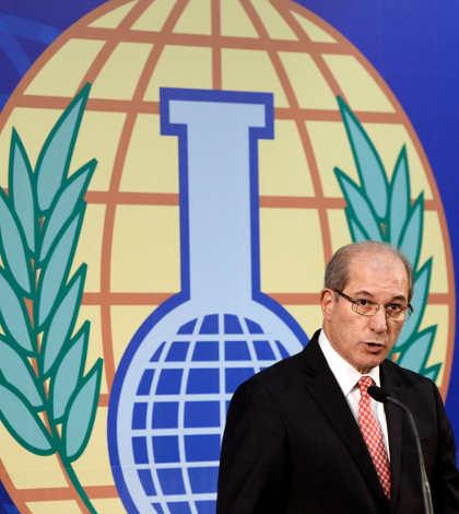 Organismo en contra de armas químicas gana Nobel de la Paz