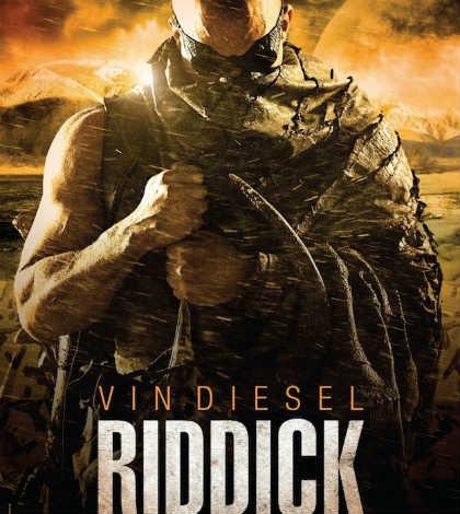 'Riddick' se cuela al Top 5 de la cartelera