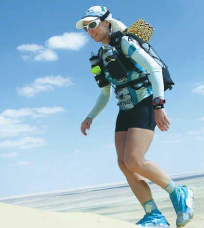 Nahila, el ultramaratón de la vida
