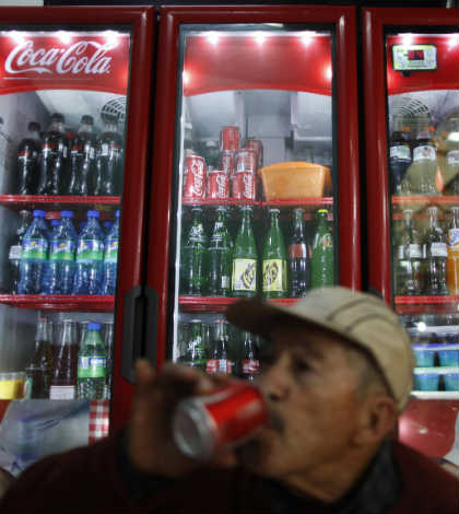 Impuesto a refrescos recaudó casi 99,000 mdp en gobierno de EPN