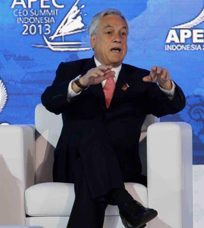 Se encamina Piñera a victoria presidencial en Chile