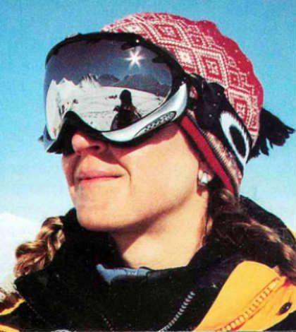 Karla Wheelock: hasta la cima de la montaña más alta