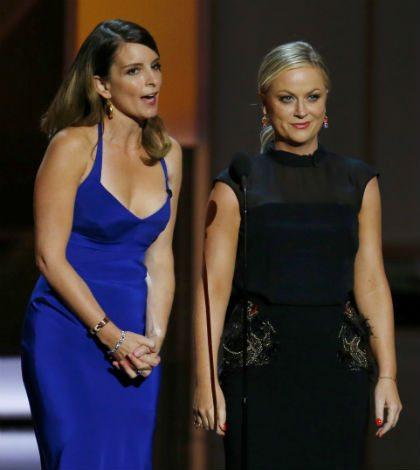 Tina Fey y Amy Poehler presentarán los Globos de Oro hasta 2015