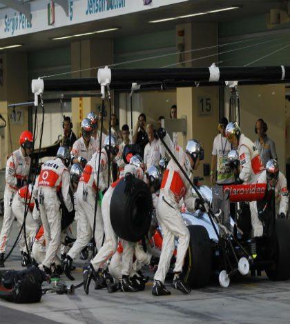 Sergio Pérez dejará escudería McLaren
