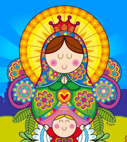 Virgencita plis… oración emprendedora