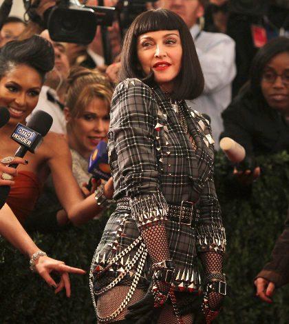 Madonna desbanca a Gaga como la mejor pagada de 2013