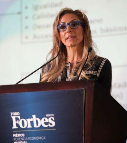 Alejandra Lagunes, la arquitecta de la Estrategia Digital