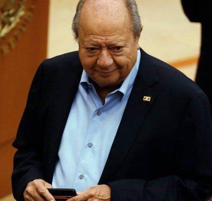 Carlos Romero Deschamps. (Foto: Reuters).