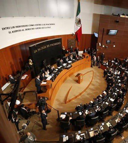 Senado aprueba Ley de Ingresos 2015