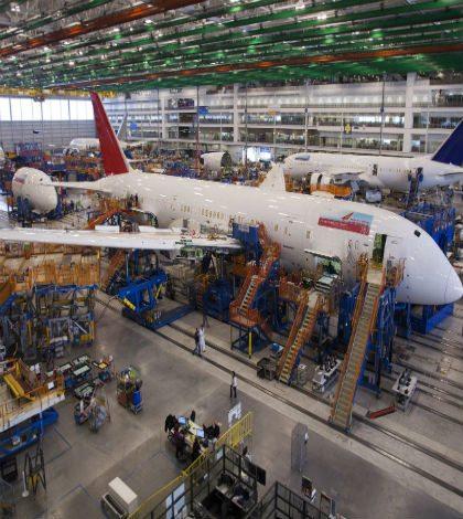 Boeing usará piezas de titanio impresas en 3D en sus aviones
