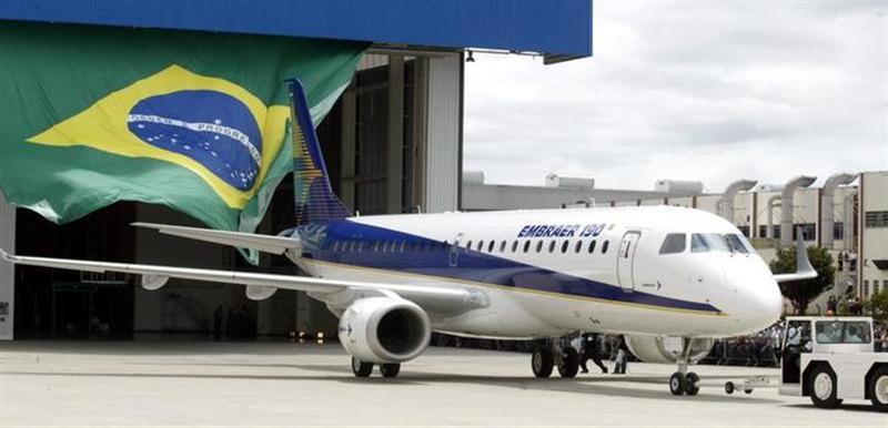 Sindicatos piden al gobierno brasileño impedir alianza Boeing-Embraer
