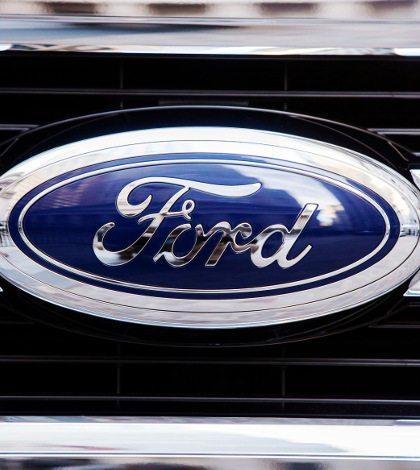 Ganancias de Ford 'pisan el freno' en el primer trimestre