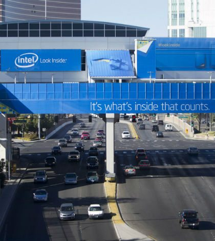 Intel lanza campaña de marketing para la nube
