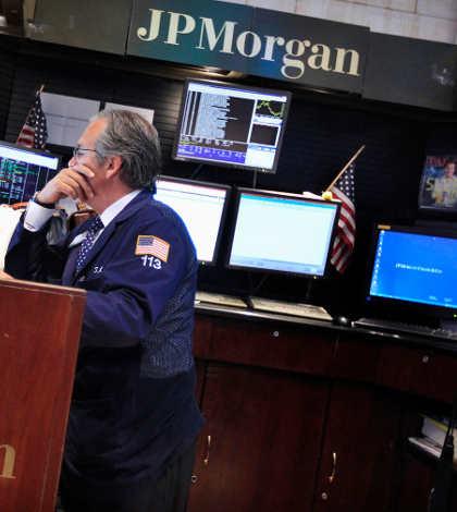 Ganancias de JPMorgan caen 7.3% por caso Madoff