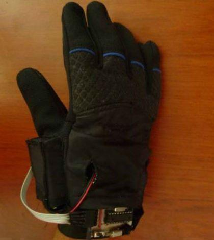 El guante que promete derrotar a la ceguera