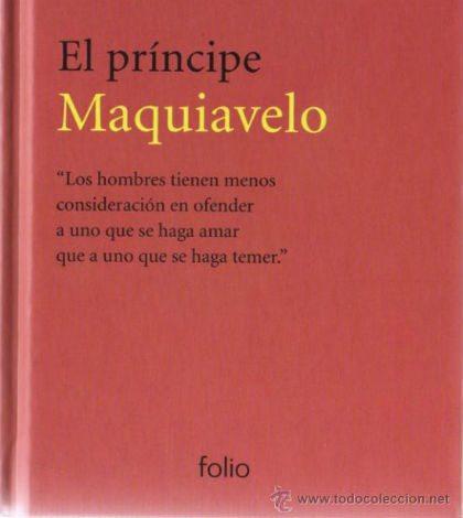 Gracias, Maquiavelo