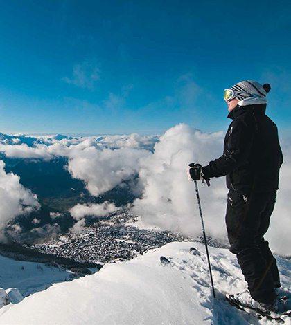 Lujo bajo cero, los mejores lugares para disfrutar la nieve